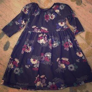 Tea Collection Dresses - Black Tea Collection dress